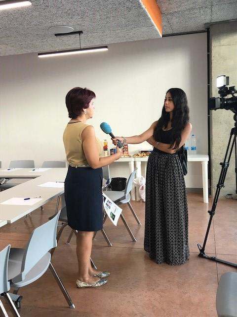 SIMRA interview